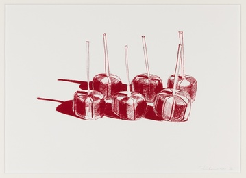 Wayne Thiebaud, 'Suckers State II,' 1968, Forum Auctions: Editions and Works on Paper (March 2017)