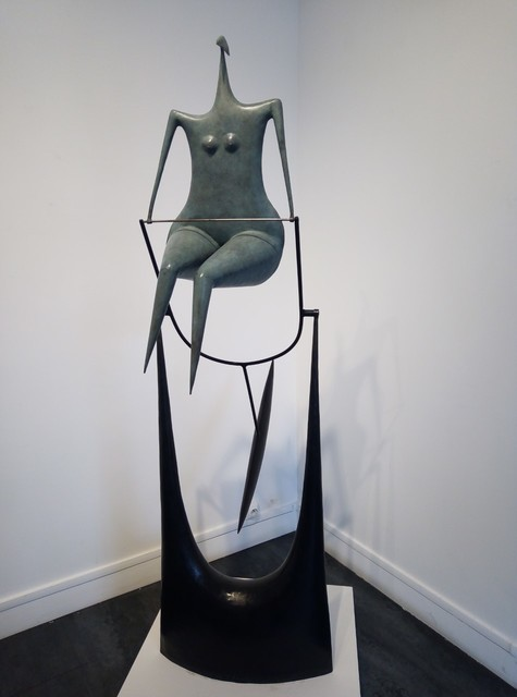 , 'La Grande Galipette,' 1988, Mark Hachem Gallery
