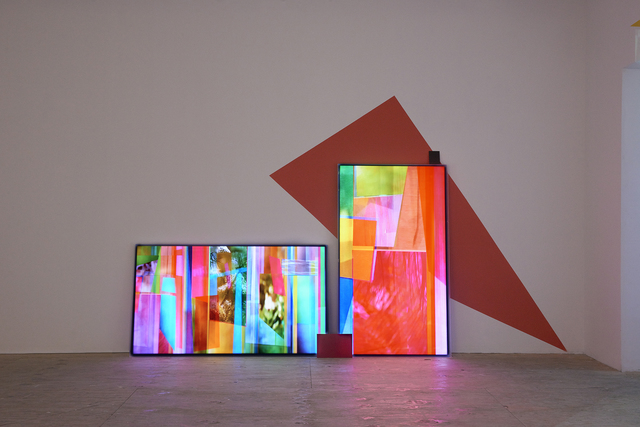 , 'Tesserae 05 (Right),' 2017, Johannes Vogt Gallery