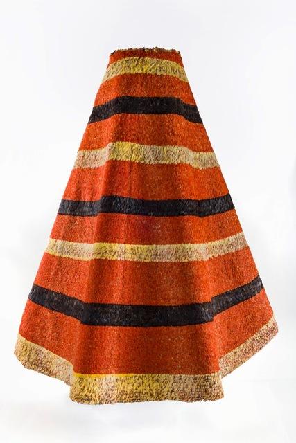 , 'Ahu 'ula (cloak),' pre-1825, de Young Museum