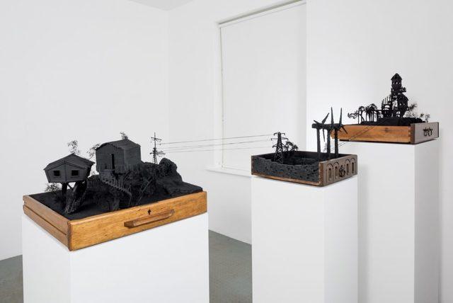 , 'Measures,' , bo.lee gallery