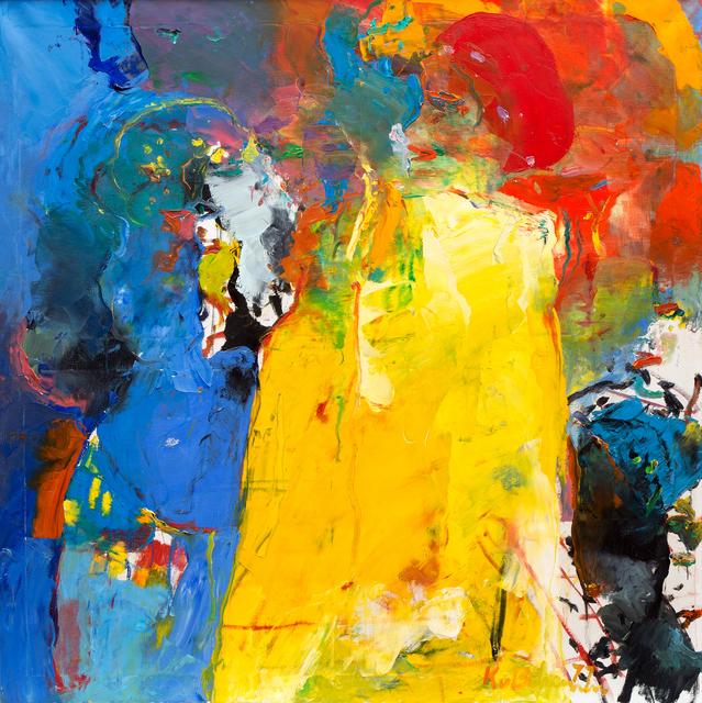 Kees van Bohemen, 'Somebody stall my gall', 1977, Okker Art Gallery