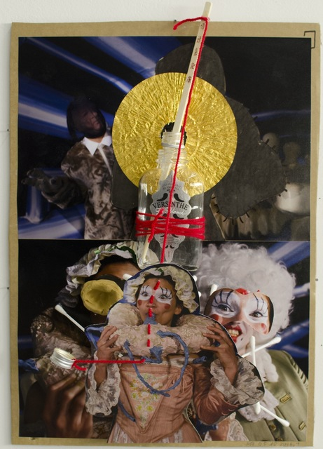 , 'Untitled,' 2016, Eleni Koroneou