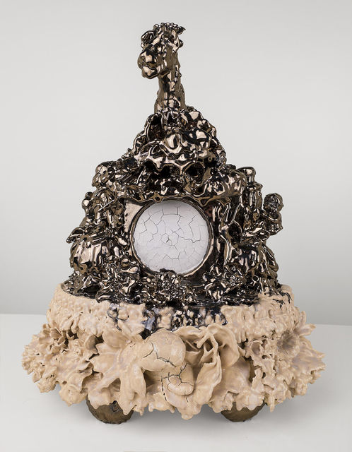 , 'Clock,' 2015, Conduit Gallery
