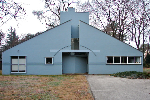 Robert Venturi, 'Vanna Venturi House', 1961-1964, Architecture, Art History 101