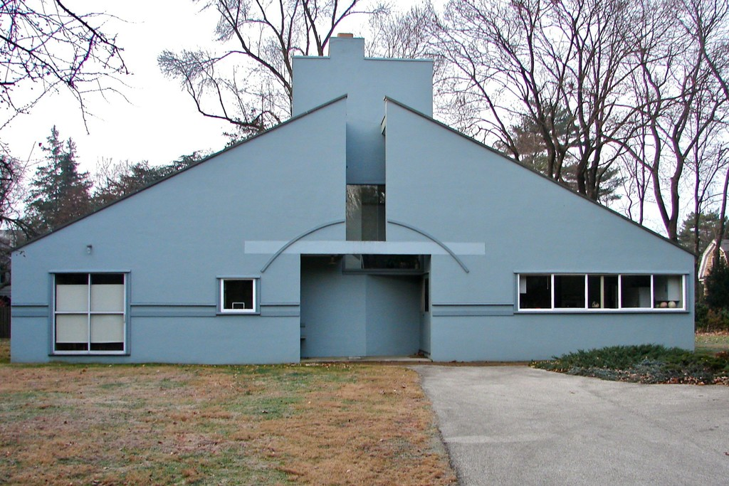 Perfect Robert Venturi, U0027Vanna Venturi Houseu0027, 1961 1964, Art History 101 Home Design Ideas