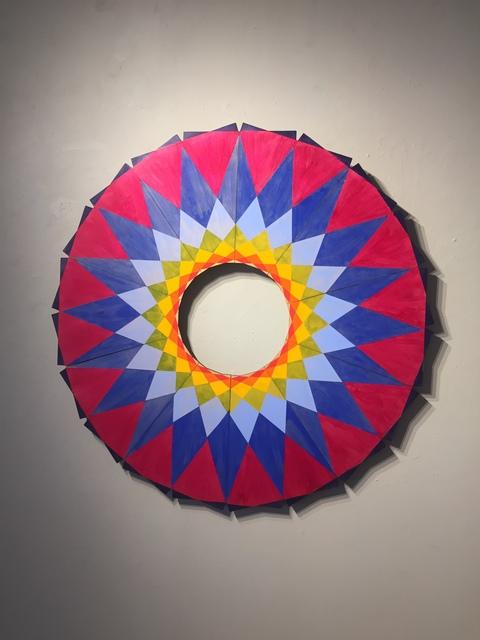 , 'Dah Noqte,' 2018, Gitana Rosa Gallery