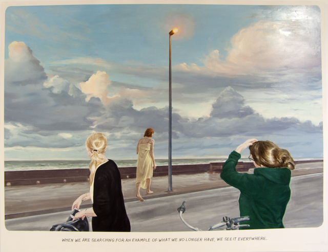 , 'Untitled (When we are...),' 2015, Galeria Horrach Moya