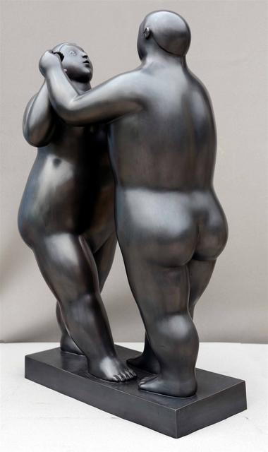 , 'Dancers Ed. 4/6,' 2012, Fernando Pradilla/El Museo