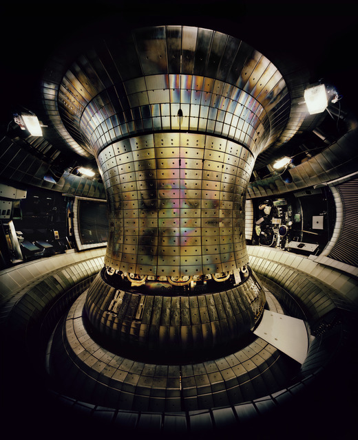 Thomas Struth, 'Tokamak Asdex Upgrade Interior 1, Max Planck IPP, Garching', 2010, Make-A-Wish Foundation