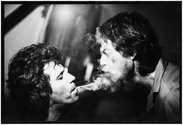 Arthur Elgort, 'Keith Richards and Mick Jagger, New York', 1981, Staley-Wise Gallery