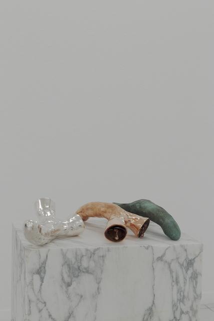 , 'Penis bonus, pax in domus,' 2016, Museum Dhondt-Dhaenens