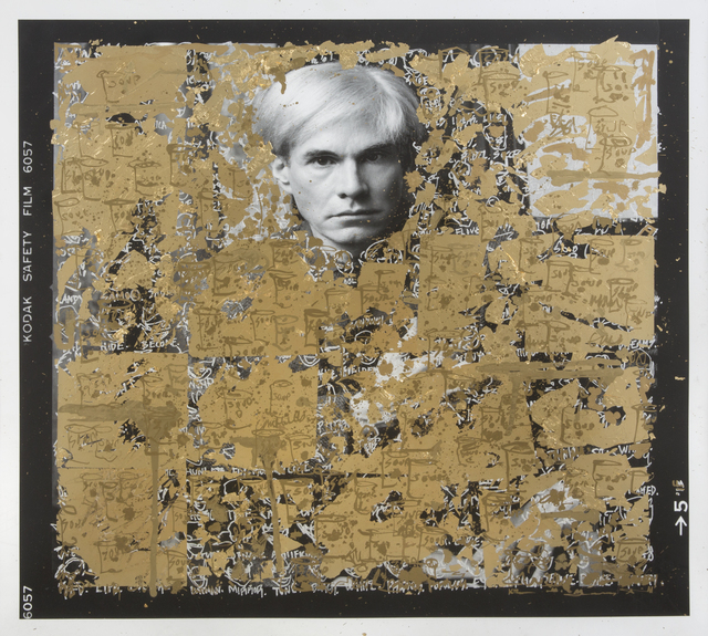 Karen Bystedt, 'Gold Andy', 2015, Julien's Auctions
