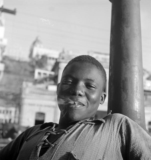 , 'Retratos, Salvador, Brasil,' 1946-1948, Marcelo Guarnieri
