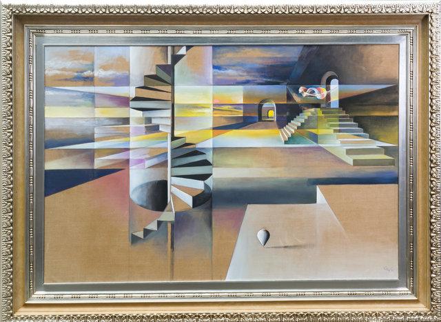, 'Silencio que Habla,' 1995, LS// Galería