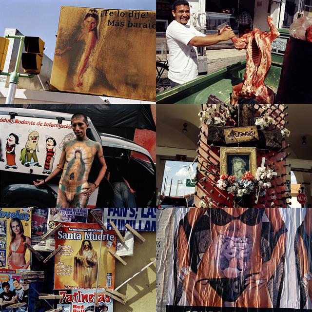 , 'Muerte barata. Frontera del norte, México,' 2005-2017, Carmen Araujo Arte