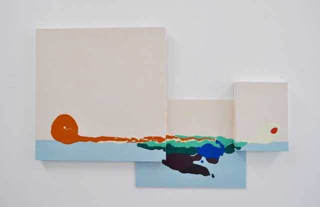 , 'Gravity,' 2017, Glass Rice