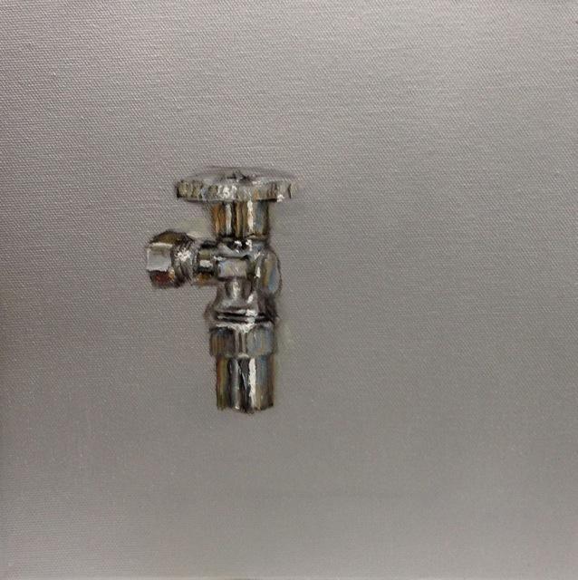 Alexander Melamid, 'Quarter Turn Angle Valve. Chrome Plated, Solid Brass,' 2014, Vohn Gallery