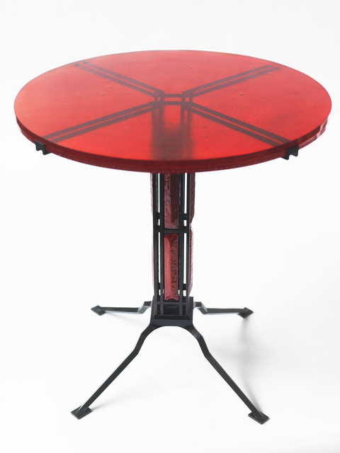, 'Cocktail Table,' 2012, Cristina Grajales Gallery