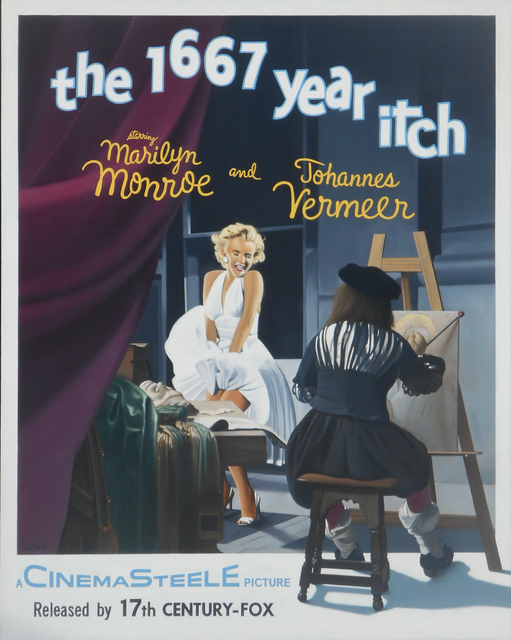 , 'The 1667 Year Itch,' 2018, Modern West