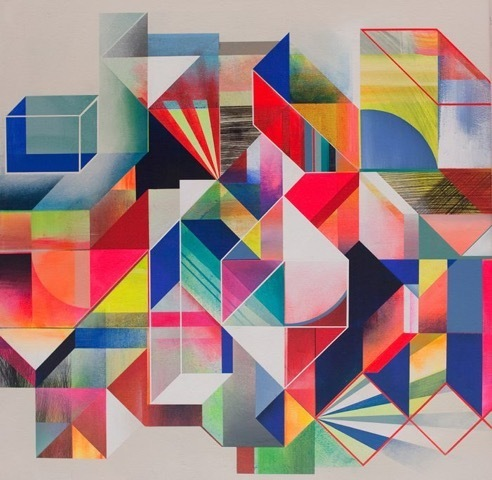 , 'Bipolar,' 2016, Mirus Gallery