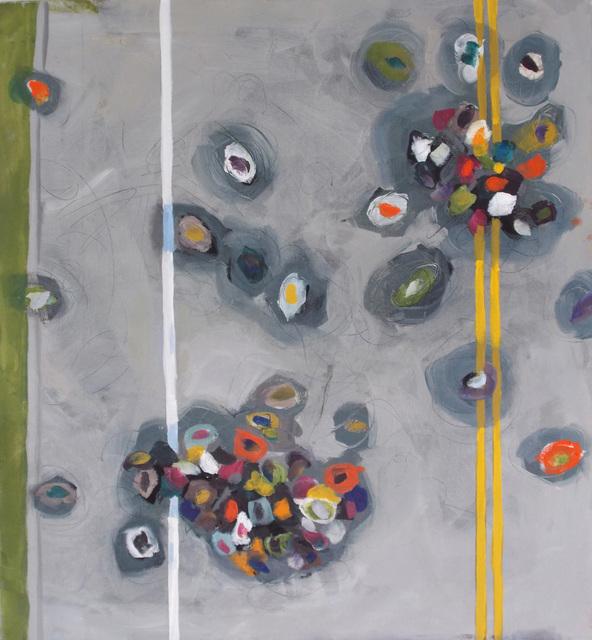 , 'Merging Sectors,' 2016, Clyde Hogan Fine Art