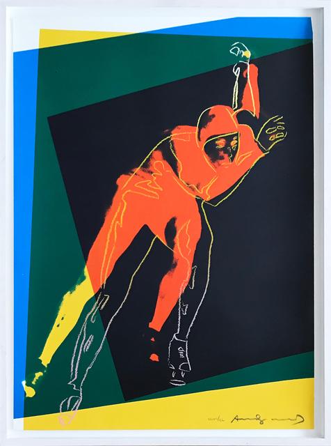, 'Speed Skater,' 1983, MLTPL