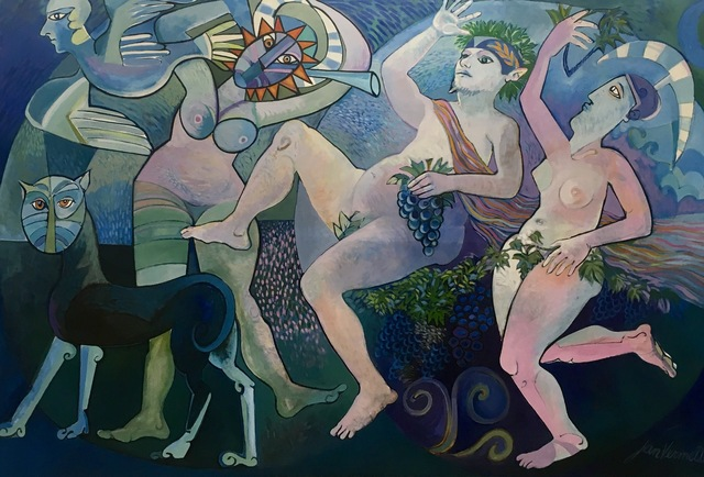 , 'Life,' ca. 1981, Absolut Art Gallery