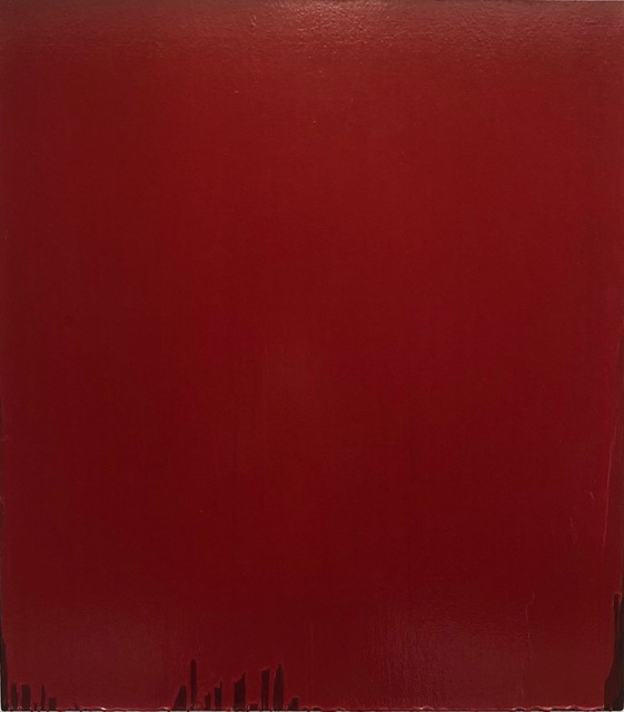 , 'Red Painting,' 1992, Sebastian Fath Contemporary