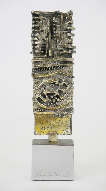 Arnaldo Pomodoro, 'Stele', 1976, La Maison de la Petite Sara