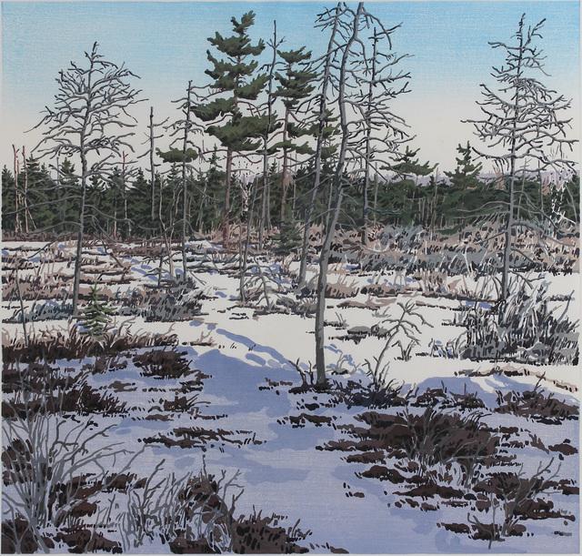 , 'Little Marsh,' 1985-1986, Alexandre Gallery