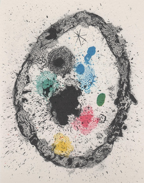 Joan Miró, 'Je travaille comme un jardinier', 1963, Smith Andersen North