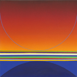Peter Kalkhof, 'Colour and Space', 2009-2010, Annely Juda Fine Art