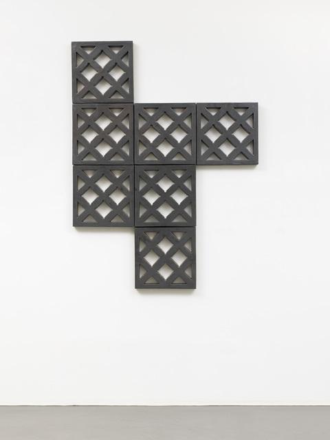 , 'Framework,' 2014, Buchmann Galerie