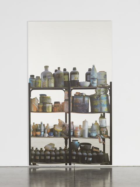 , 'Scaffali - Accademia de Bellas Artes, La Habana (Shelves – Academy of Bellas Artes, La Habana),' 2015, Simon Lee Gallery