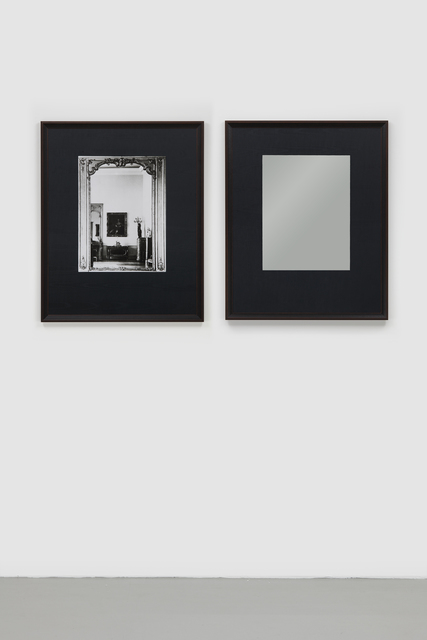 , 'The Reign of Narcissism, Mirror II ,' 1989, David Lewis