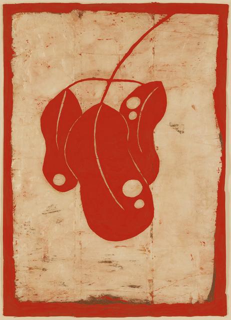 Jaume Amigó, 'Fruits', ca. 2019, Painting, Acrylic on canvas, Galeria Jordi Barnadas