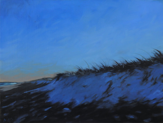 Sharon McGauley, 'Blues', 2018, Addison Art Gallery