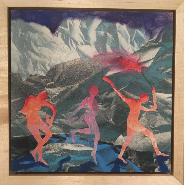 , 'Drunk with Liquid Love 1,' 2018, Deep Space Gallery