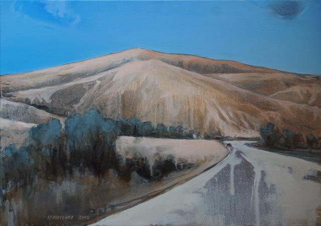 Oleksii Beliusenko, 'Cycle 'Crimean Roads', #10', 2015, Saphira & Ventura Gallery