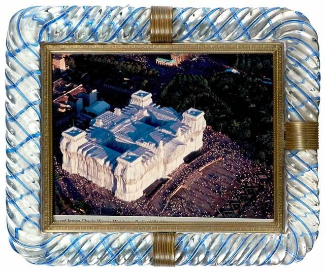 'Venini Murano Glass Photograph Frame', Design/Decorative Art, Doyle