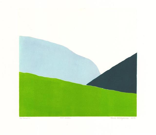 , 'White Sky,' 2019, Kunstverket Galleri