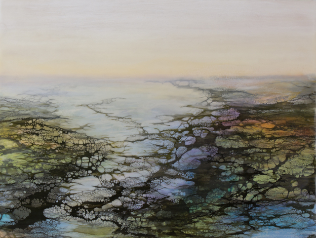 Alicia Tormey, 'Emerald Tide', 2015, Chase Young Gallery