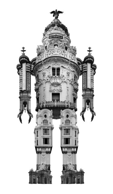 , 'MADRID,' 2015, Michele Mariaud Gallery