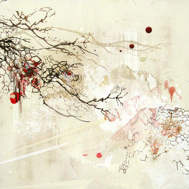 , 'Blossom Mountain,' 2010, Newzones