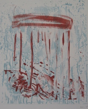 Pat Steir, 'Red Drips', 1991, Children's Museum of the Arts Benefit Auction
