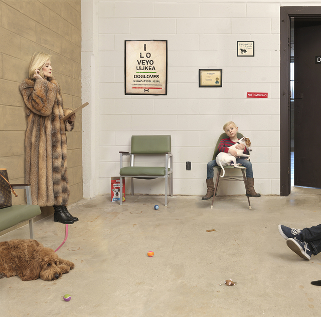 Julie Blackmon, 'Waiting Room', 2016, Fahey/Klein Gallery