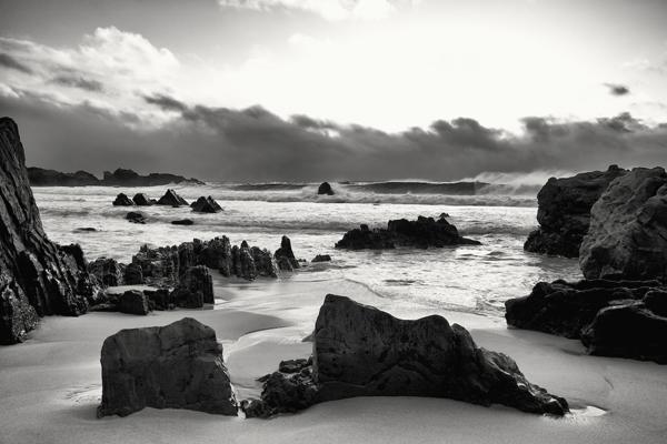 Cara Weston, 'Garrapata at Sunset, Big Sur', Photography, Archival Pigment Print, Weston Gallery