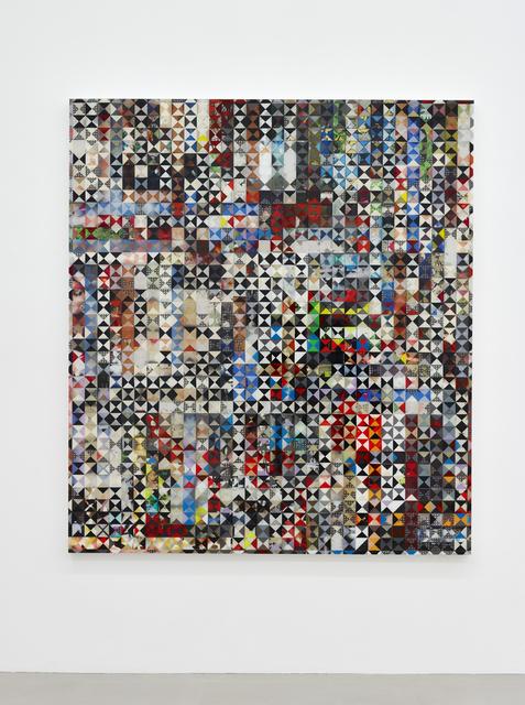 , 'Untitled (Quilt),' 2014, Kadel Willborn