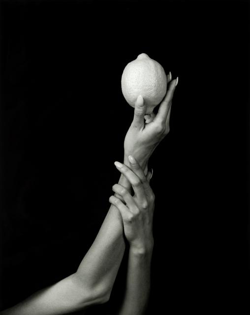 , 'Lemon,' 2019, JL Phillips Gallery